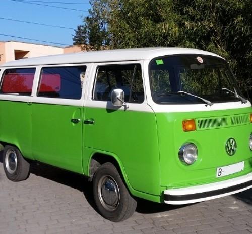P0123 vw T2 verde 1980