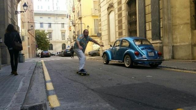 alquiler escarabajo clasico en barcelona tyreaction anuncio vibbo making off taxi nyc vehiculos escena 3