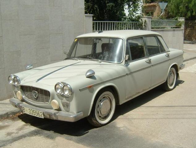 P0001 Lancia Flavia front