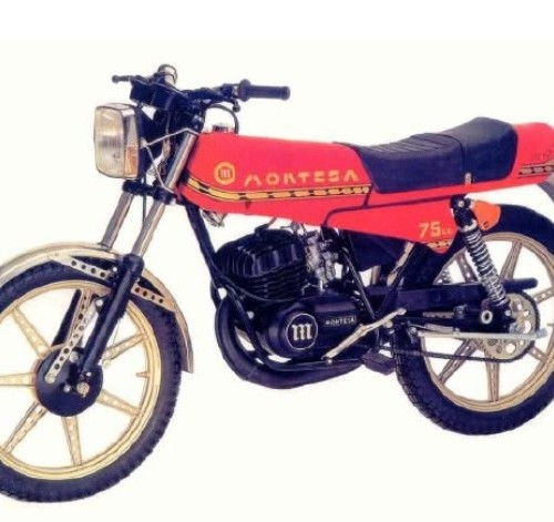 P0054 Montesa Crono 75