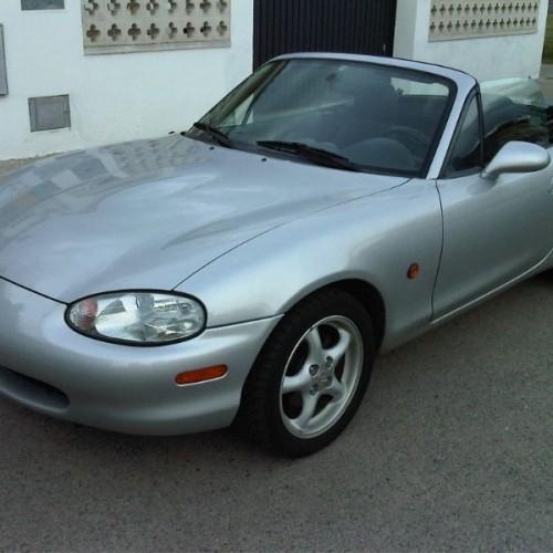 P0056 Mazda Miata plata