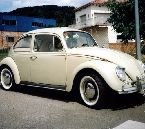 P0118 VW crema lat 1967