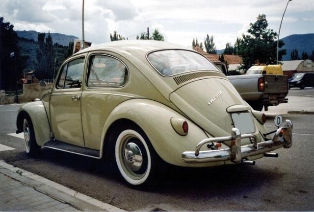 P0118 vw crema 1967 tras