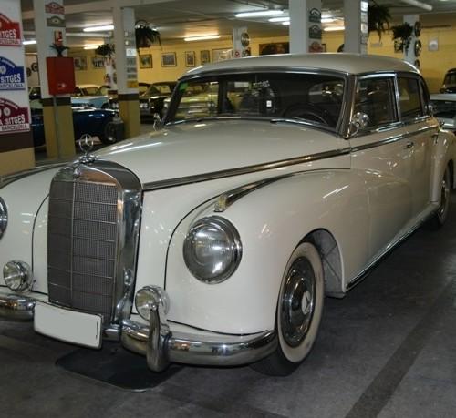 p0050 Mercedes Historico blanco front