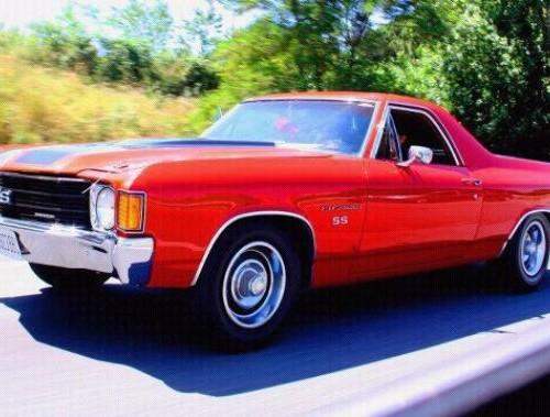 10040 Chevrolet el caminolat drive