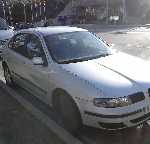 P0044 Seat Leon plata