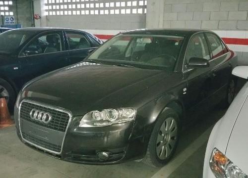 P0134 Audi A4 negro