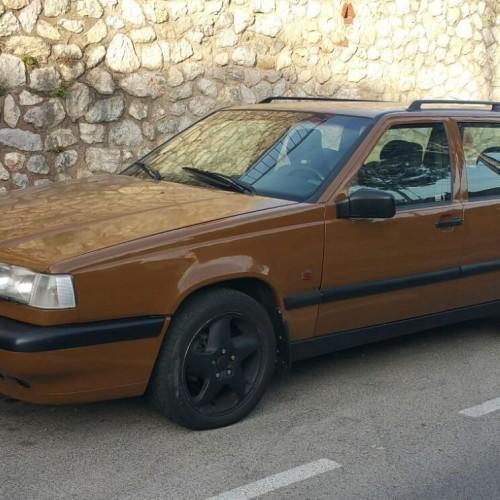 P0014 Volvo 850 marrón front
