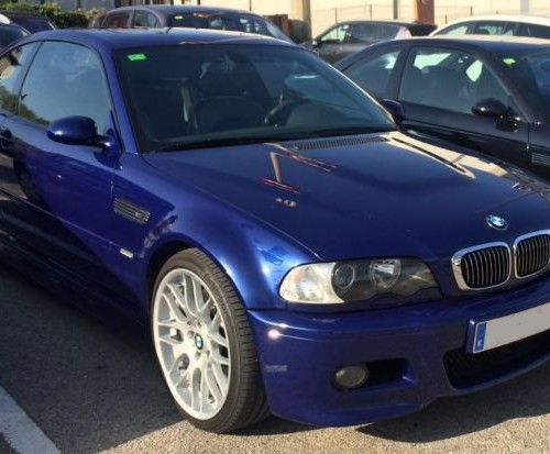 00002 BMW M3 azul front