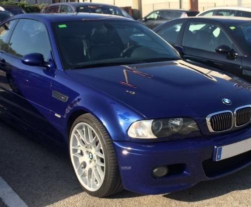 00002 BMW M3 azul front