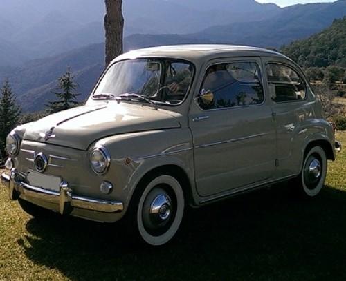 10416 Seat 600 D1966 beige