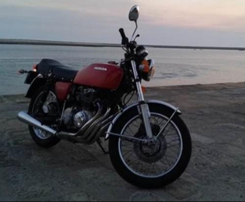 10434 Honda Four cb400 1975 rojo (2)
