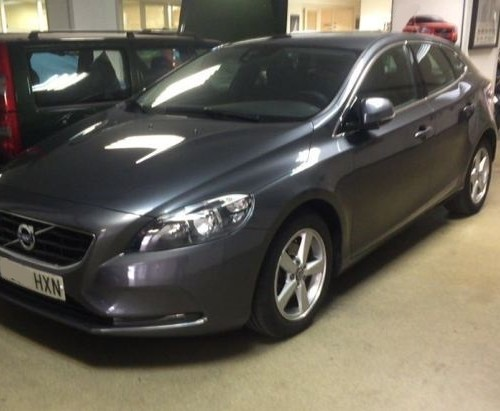 P0131 Volvo V40 gris front