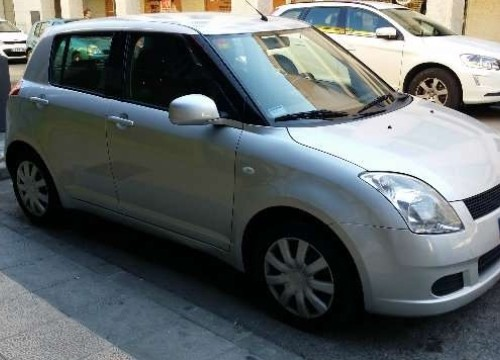 P0135 Suzuki Swift plata (2)