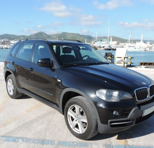 P0093 BMW X5 negro front