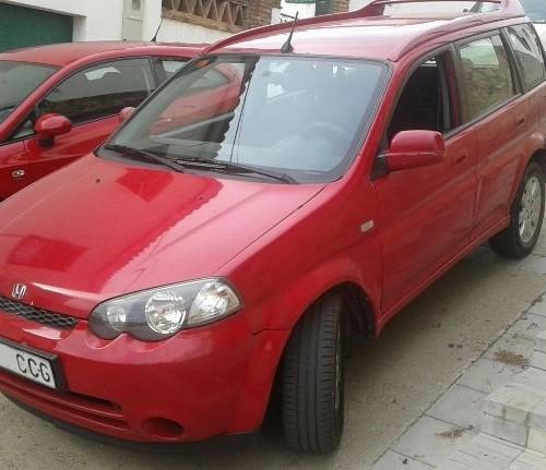 P0138 Honda HRV rojo front 2