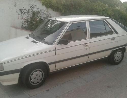 P0138 Renault 11 blanco lat