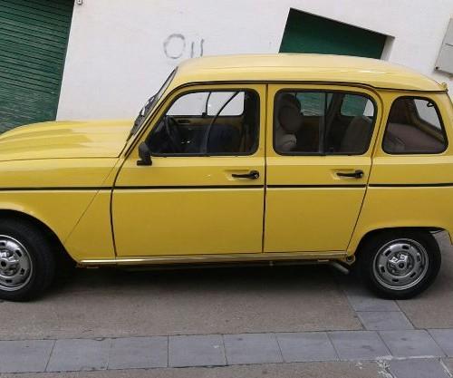 P0138 Renault 4 L amarillo lat