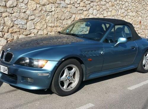 00001 BMW Z3 azul front