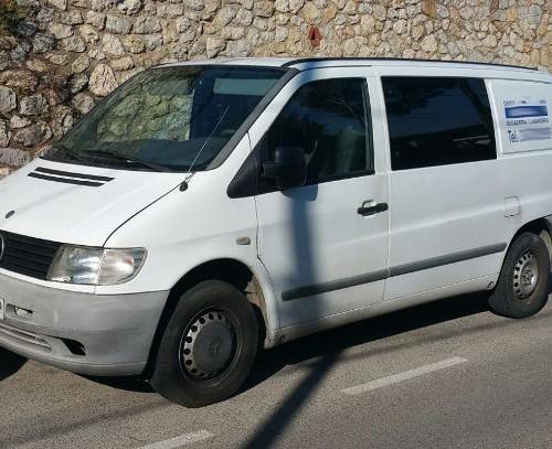 00001 Mercedes Vito blanco front