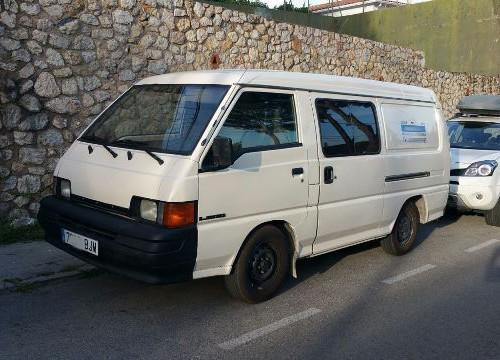00001 Mitsubishi L300 blanco front