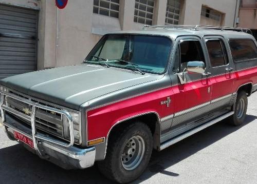 P0001 Chevrolet Silverado rojo