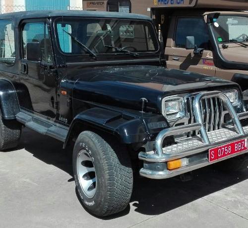 P0001 Jeep wrangler negre
