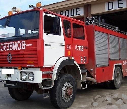 P0013 Camión bomberosBRP Renault