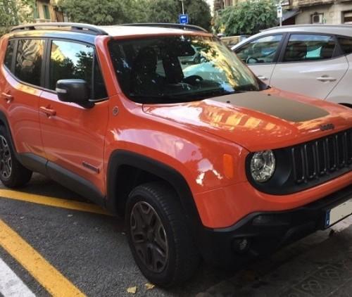 P0044 Jeep Renegade naranja