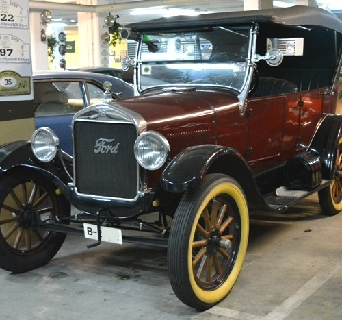 P0050 Ford T granate front
