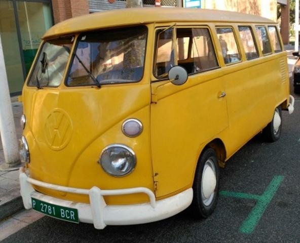 P0112 vw T1 amarilla