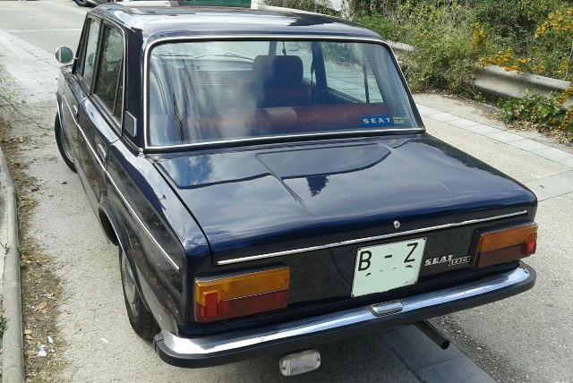 P0138 Seat 1430 azul oscuro tras