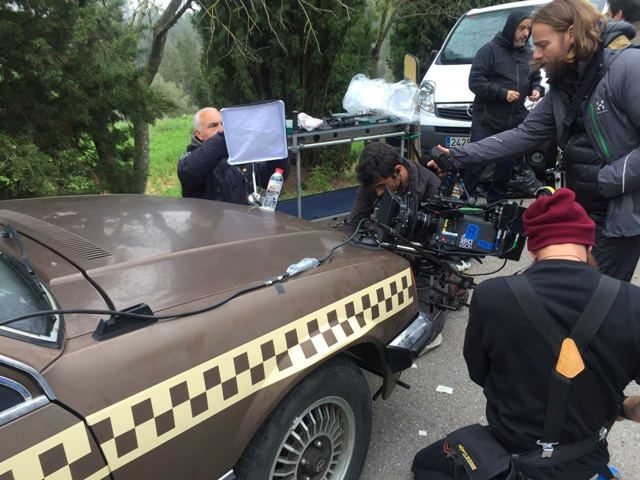 Tyreaction vehiculos escena videoclip dj tïesto & jauz infected tomorrowland 2016 behind the scenes making off 11