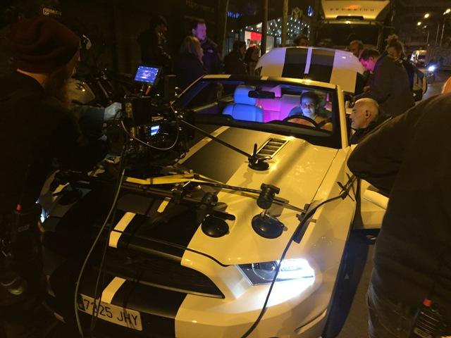 Tyreaction vehiculos escena videoclip dj tïesto & jauz infected tomorrowland 2016 behind the scenes making off 18