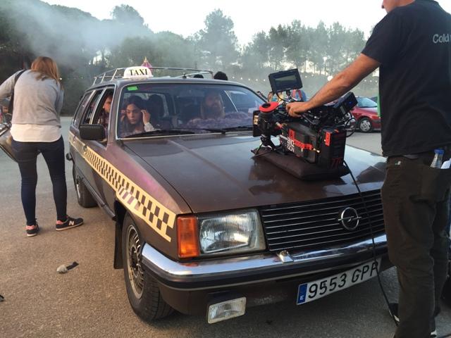 Tyreaction vehiculos escena videoclip dj tïesto & jauz infected tomorrowland 2016 behind the scenes making off 2