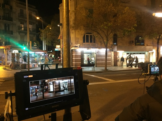 Tyreaction vehiculos escena videoclip dj tïesto & jauz infected tomorrowland 2016 behind the scenes making off 20
