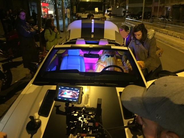 Tyreaction vehiculos escena videoclip dj tïesto & jauz infected tomorrowland 2016 behind the scenes making off 21