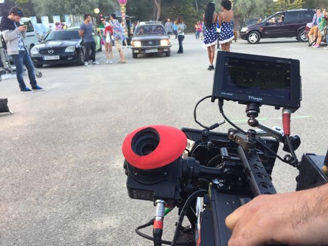 Tyreaction vehiculos escena videoclip dj tïesto & jauz infected tomorrowland 2016 behind the scenes making off 3