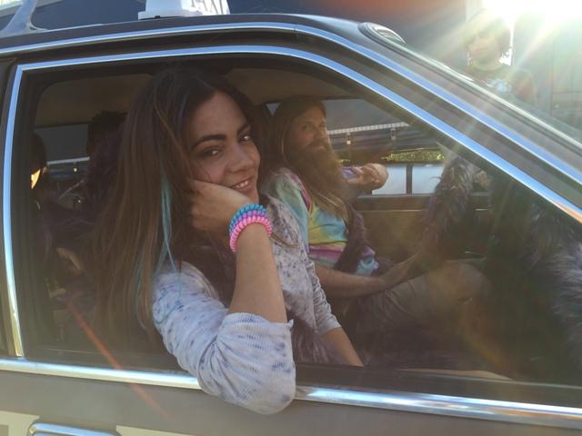 Tyreaction vehiculos escena videoclip dj tïesto & jauz infected tomorrowland 2016 behind the scenes making off 5