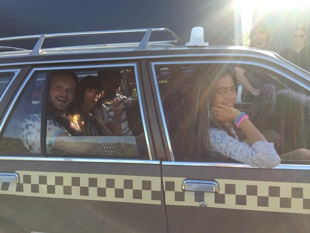 Tyreaction vehiculos escena videoclip dj tïesto & jauz infected tomorrowland 2016 behind the scenes making off 7