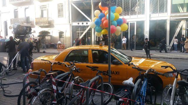 alquiler taxi nyc new york yellow cab para anuncios y peliculas barcelona tyreaction 1