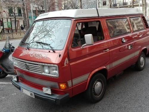 P0001 Autocaravana VW
