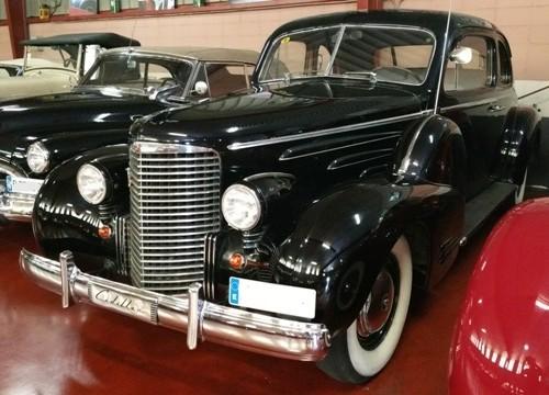 P0103 Cadillac Negro