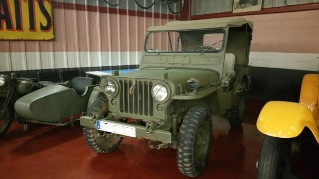 P0103 Jeep Militar
