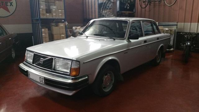 P0103 Volvo 244
