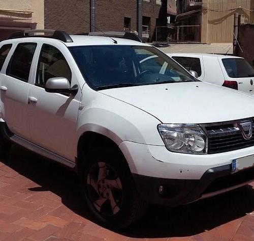 p0044 Dacia duster blanco front