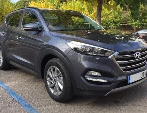 p0044 Hyundai Tucson gris front