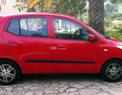 p0044 Hyundai i10 rojo lat