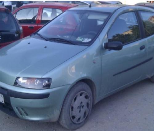 P0044 Fiat Punto verde claro - Nuri