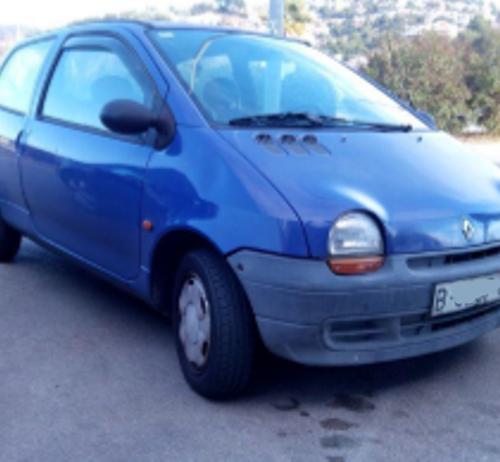 P0044 Renault Twingo azul front